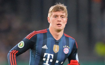 Toni Kroos in Bayern Munich