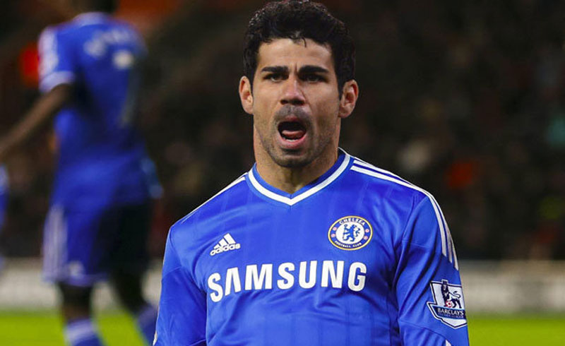 Diego Costa new Chelsea FC signing
