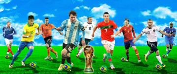 FIFA World Cup 2014 best players