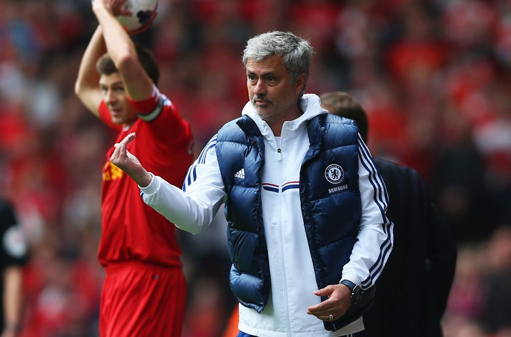 """Chelsea Vs Liverpool 2014: Mourinho: """"Chile And Netherlands Deserve All The Credit"""