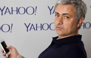 José Mourinho Yahoo's Football Global Ambassador in the FIFA World Cup 2014