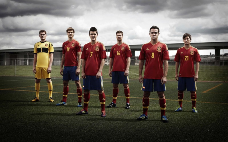Spain wallpaper ahead of the World Cup 2014 in Brazil