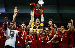 Spain World Cup 2010 champions