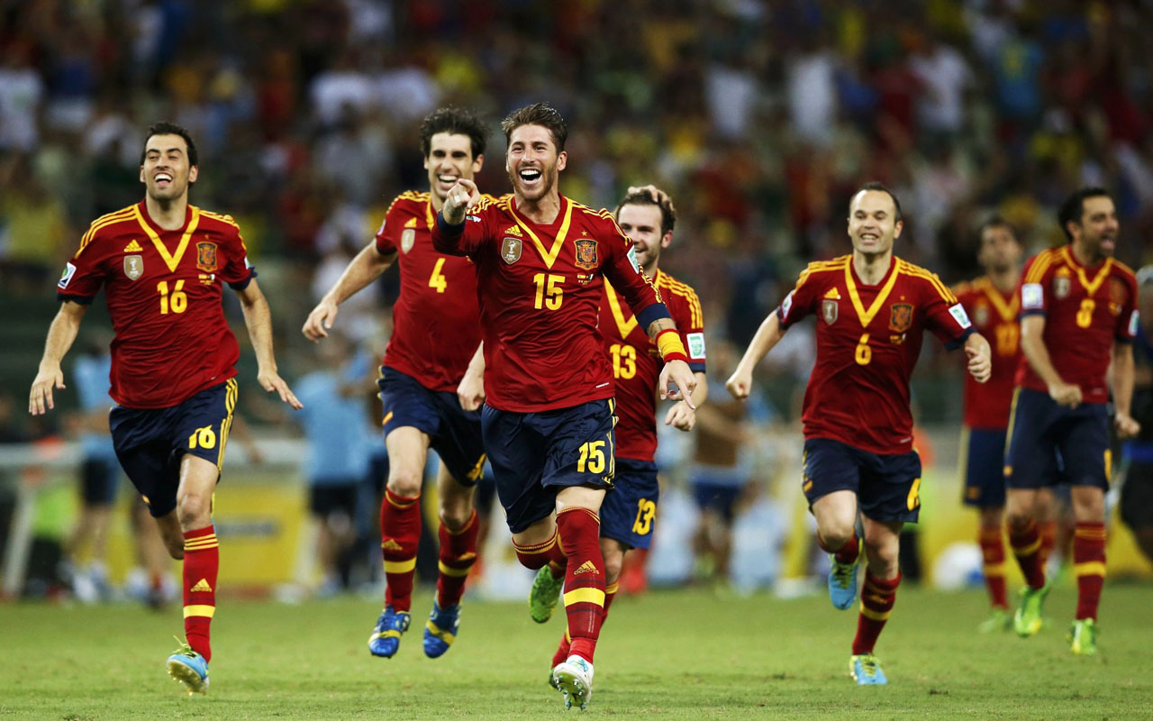 3 Reasons Why Spain Will Win The World Cup