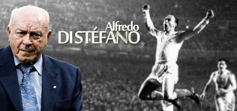 Alfredo Di Stéfano, Real Madrid legend