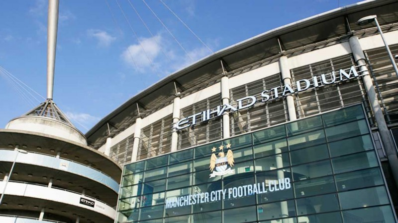 Etihad stadium wallpaper - Man City