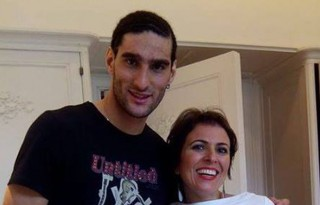 Fellaini new haircut and look for 2014-2015