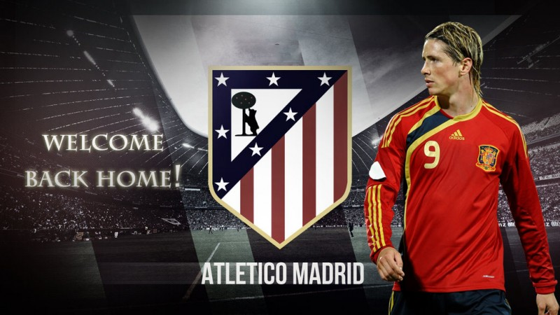 Fernando Torres, returns to Atletico Madrid 2014 wallpaper