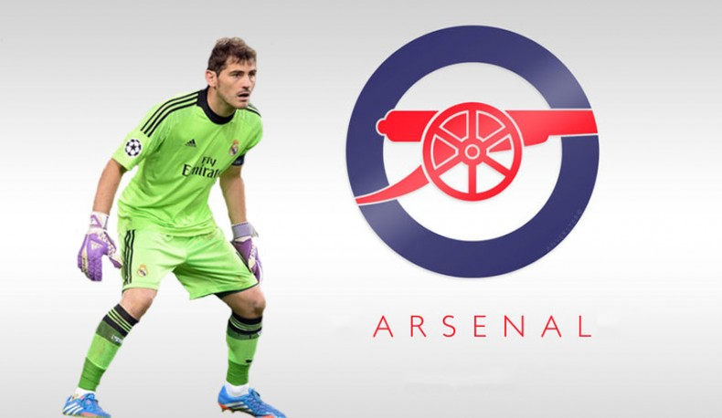 Iker Casillas, Arsenal new signing target 2014-2015