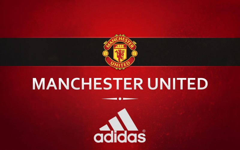 Manchester United Adidas wallpaper