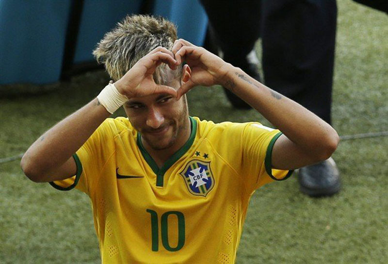 FIFA World Cup quarter-finals: Who's the favorite now? Neymar Jr Brazil 2014