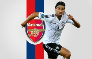 Sami Khedira, Arsenal new signing for 2014-2015