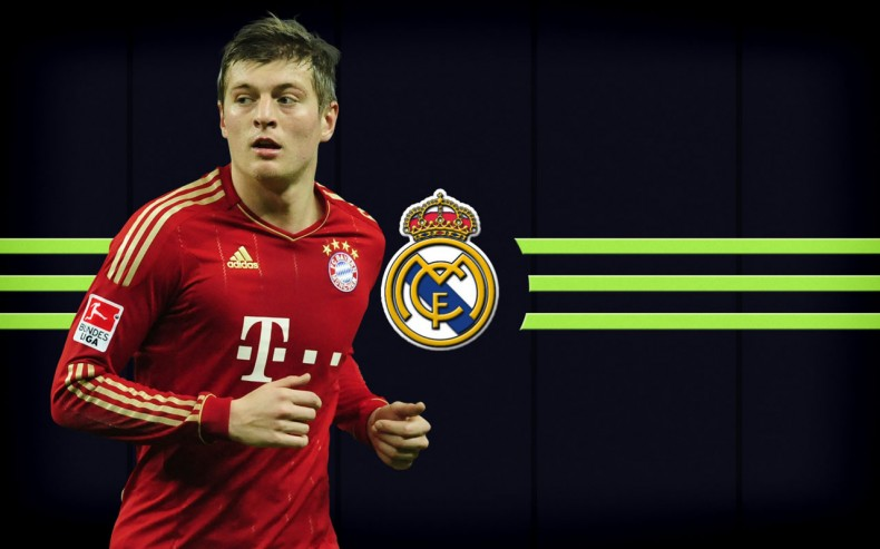 Toni Kroos, Real Madrid transfer signing in 2014