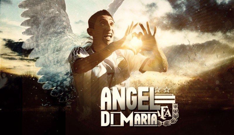 Angel Di María wallpaper