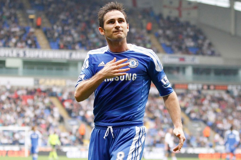 Frank Lampard, Chelsea legend wallpaper
