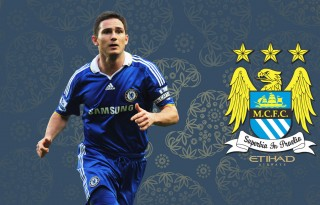 Frank Lampard to sign for Manchester City