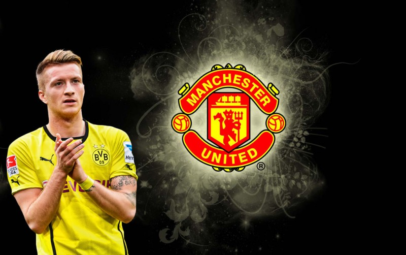 Marco Reus, Manchester United target for 2014-2015