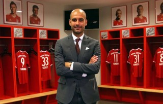Pep Guardiola, Bayern Munich coach