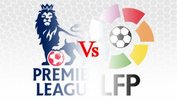 Barclays Premier League vs La Liga
