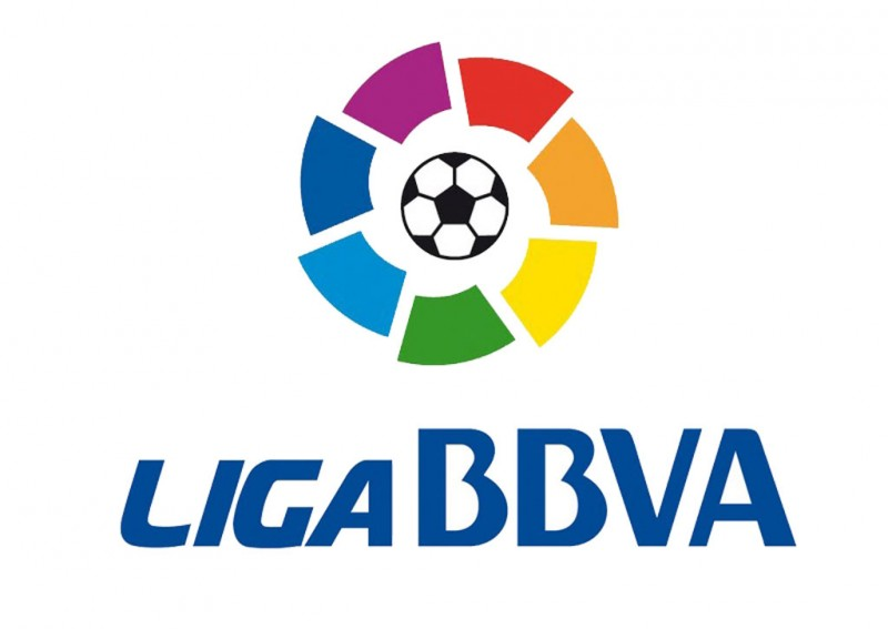 Spanish League La Liga logo 2014-2015 HD