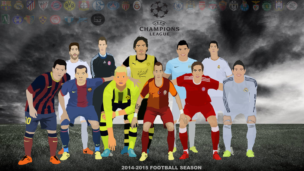 fußball champions league 2014 15