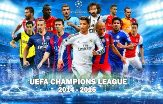 UEFA Champions League 2014-15 wallpaper