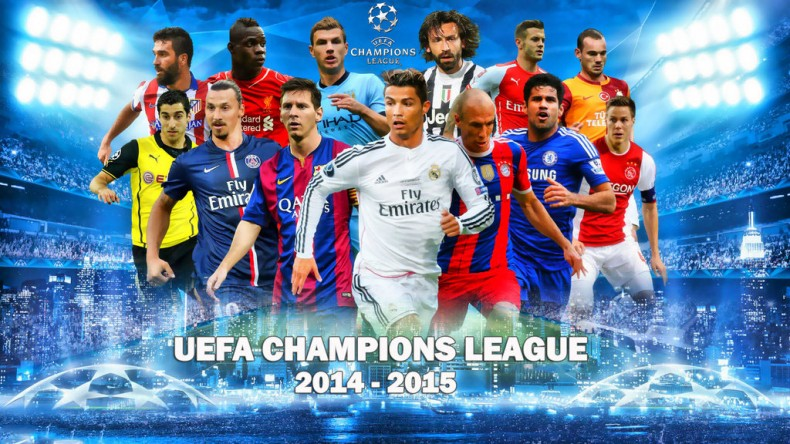 football champion league 2014