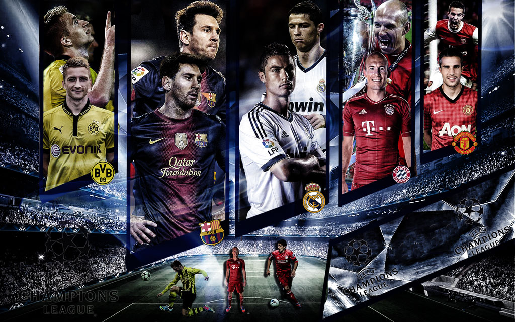 UEFA Champions League 2014 2015 Wallpaper