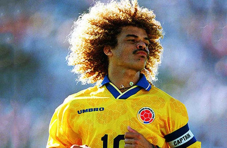 Carlos Valderrama James Rodriguez Is Worth His Price Tag