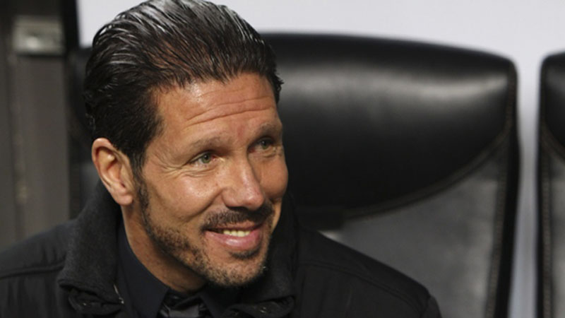 Diego Simeone, Atletico Madrid coach