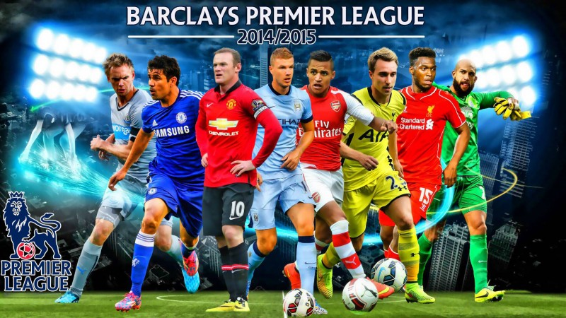 Barclays Premier League background wallpaper