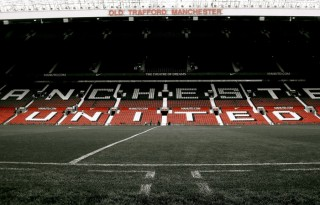 Old Trafford Manchester United Theater of Dreams