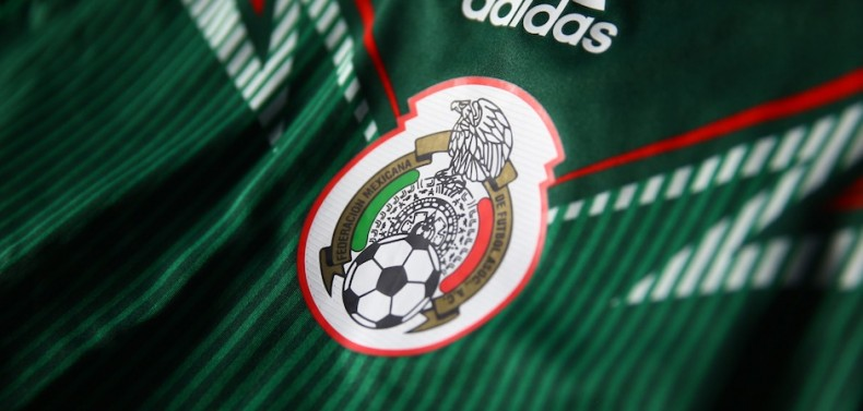 Mexico shirt for the World Cup