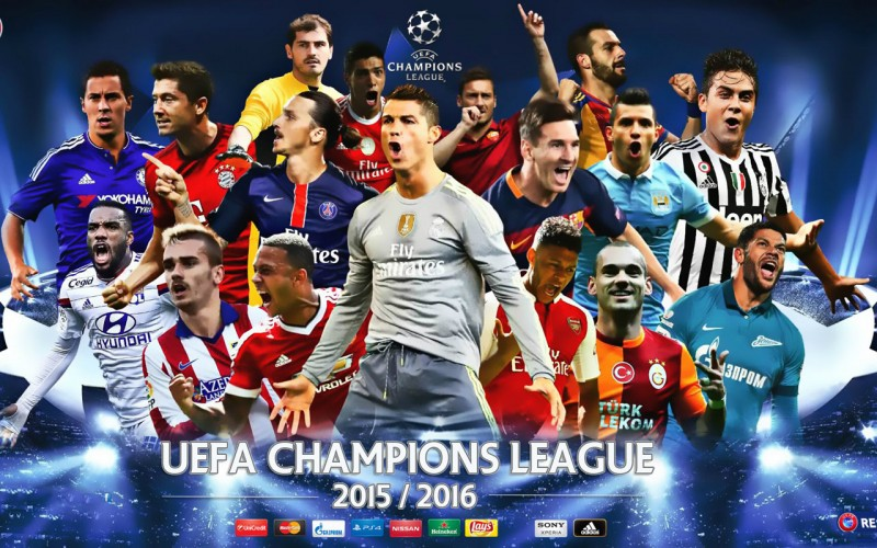 UEFA Champions League 2015-2016 wallpaper