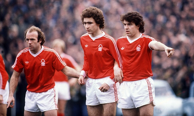 Nottingham Forest English Champions in 1977-1978