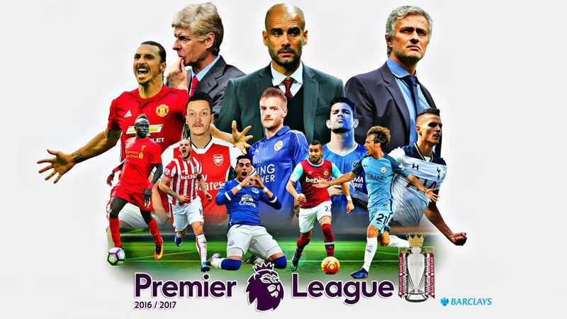 Barclays Premier League 2016-2017 wallpaper