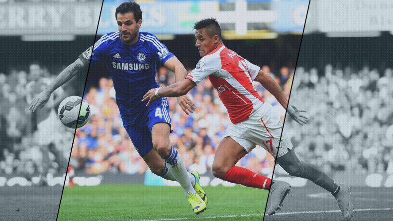 Arsenal vs Chelsea wallpaper in 2016 London Derby