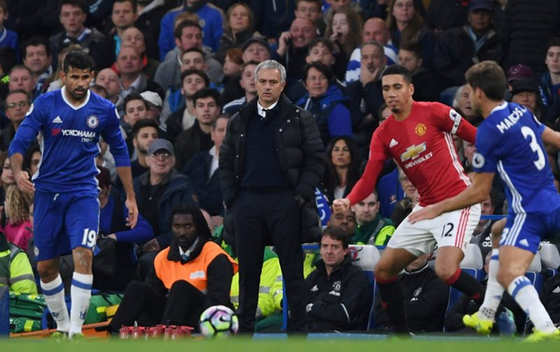 José Mourinho returns to Stamford Bridge in Chelsea 4-0 Manchester United
