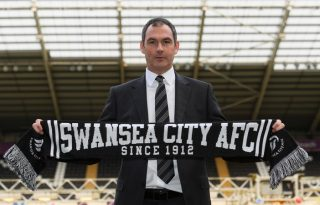Paul Clement new Swansea City manager