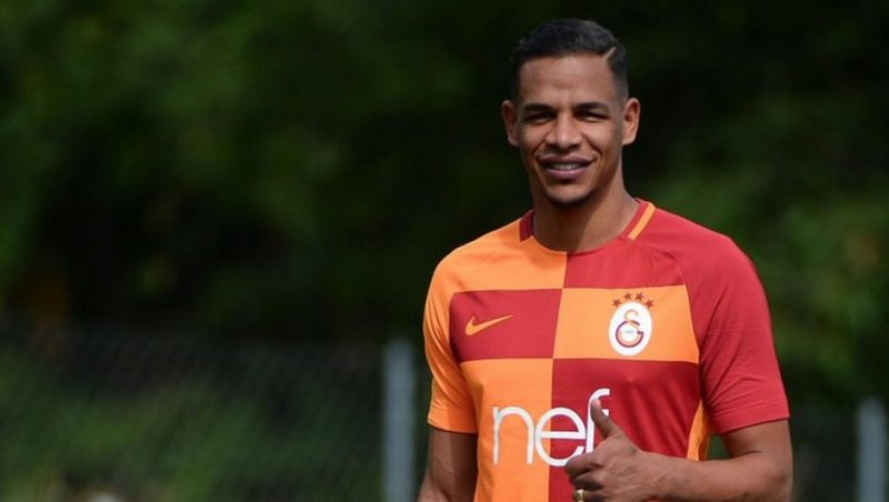 Fernando in Galatasaray in 2017