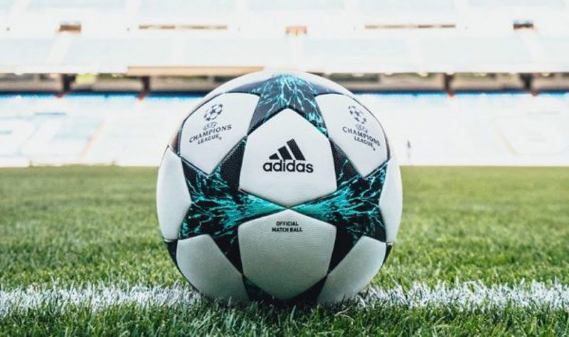 UEFA Champions League 2017-2018 official matchball