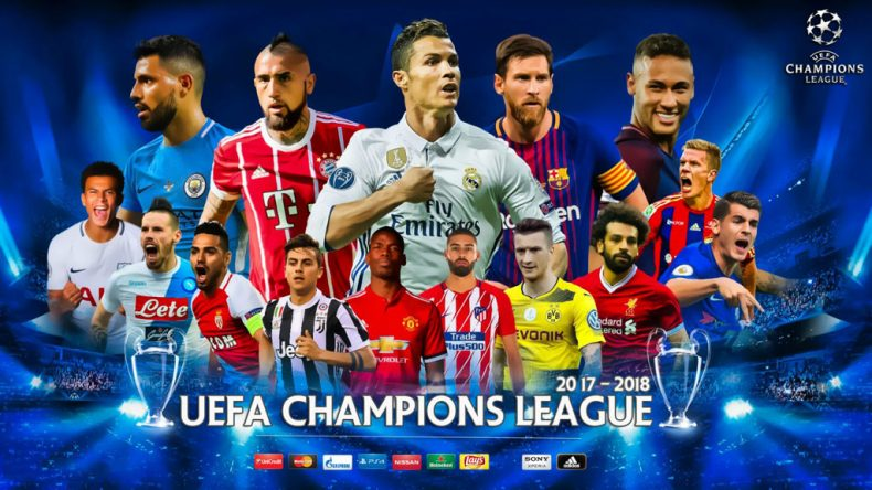 UEFA Champions League 2017-2018 wallpaper
