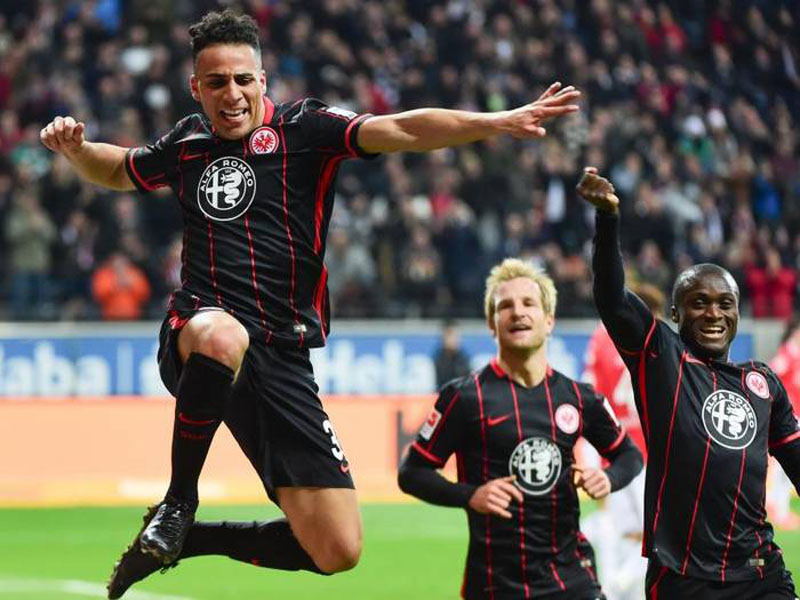 Eintracht Frankfurt in the Bundesliga 2018