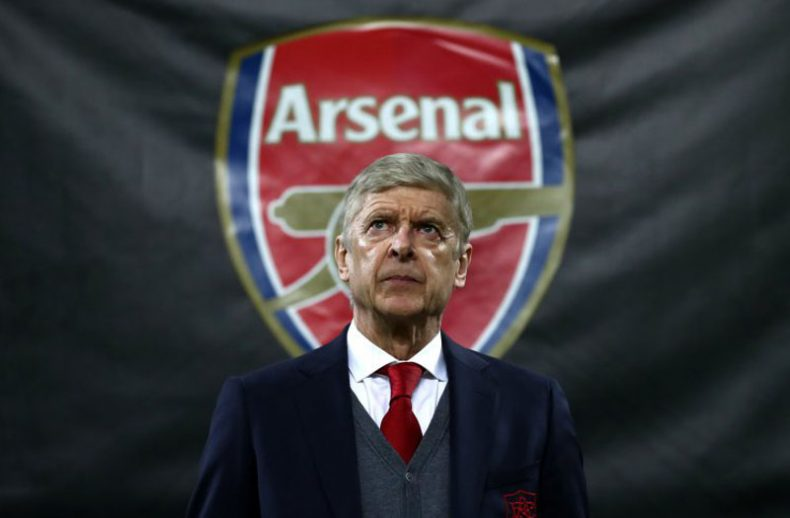 Arsene Wenger - Arsenal goodbye