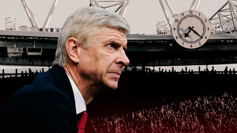 Arsene Wenger - Arsenal manager wallpaper