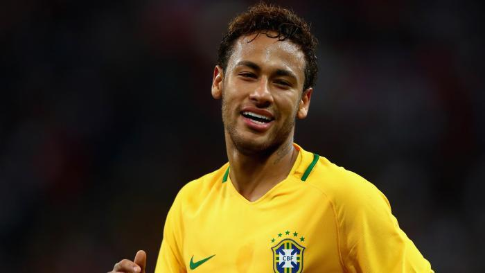 Neymar in Brazil - FIFA World Cup 2018