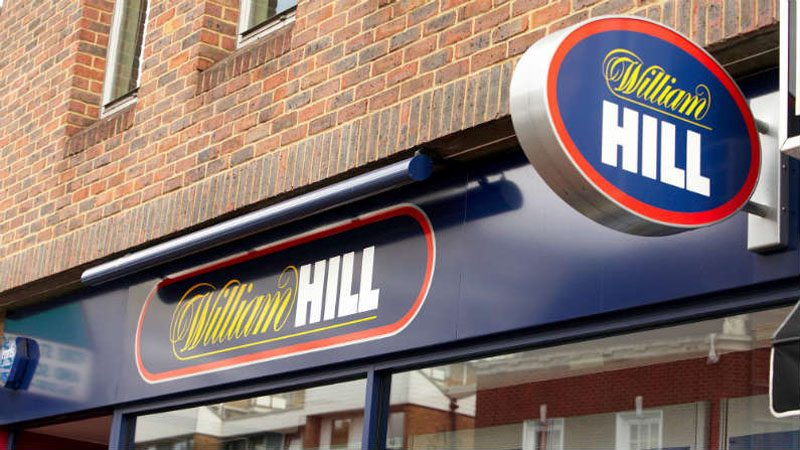 William Hill street store