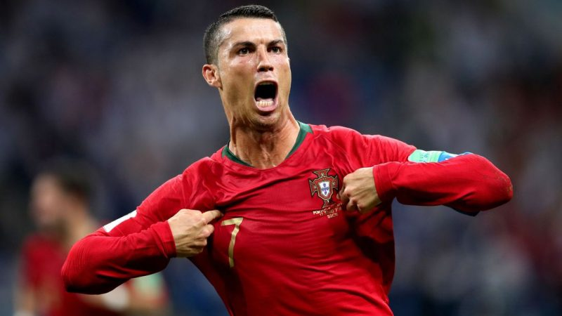 Cristiano Ronaldo - Portugal World Cup 2018
