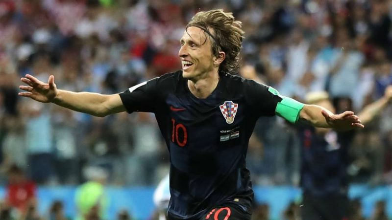 Luka Modric - Croatia World Cup 2018