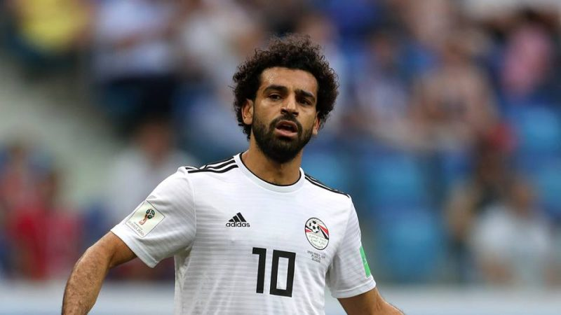 Mohamed Salah - Egypt World Cup 2018
